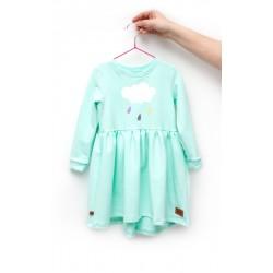 Kleit, mint